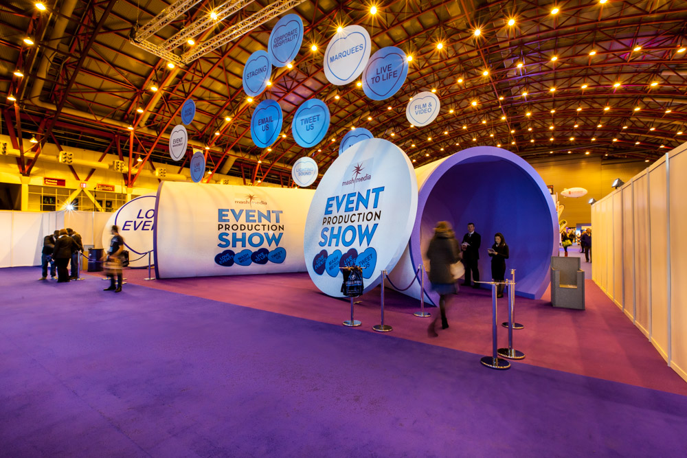 Event Production Show & International Confex