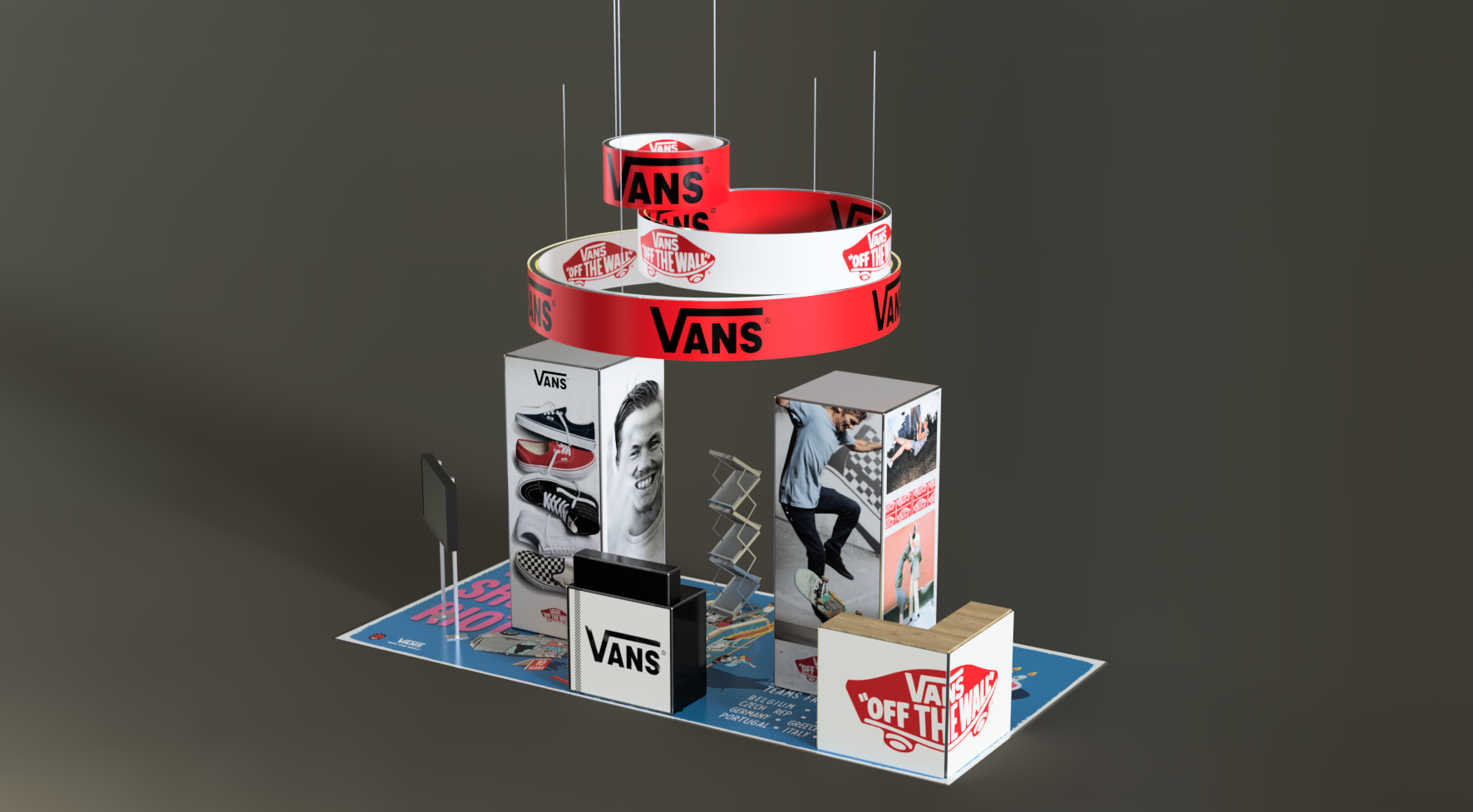Exhibition Stand – 011