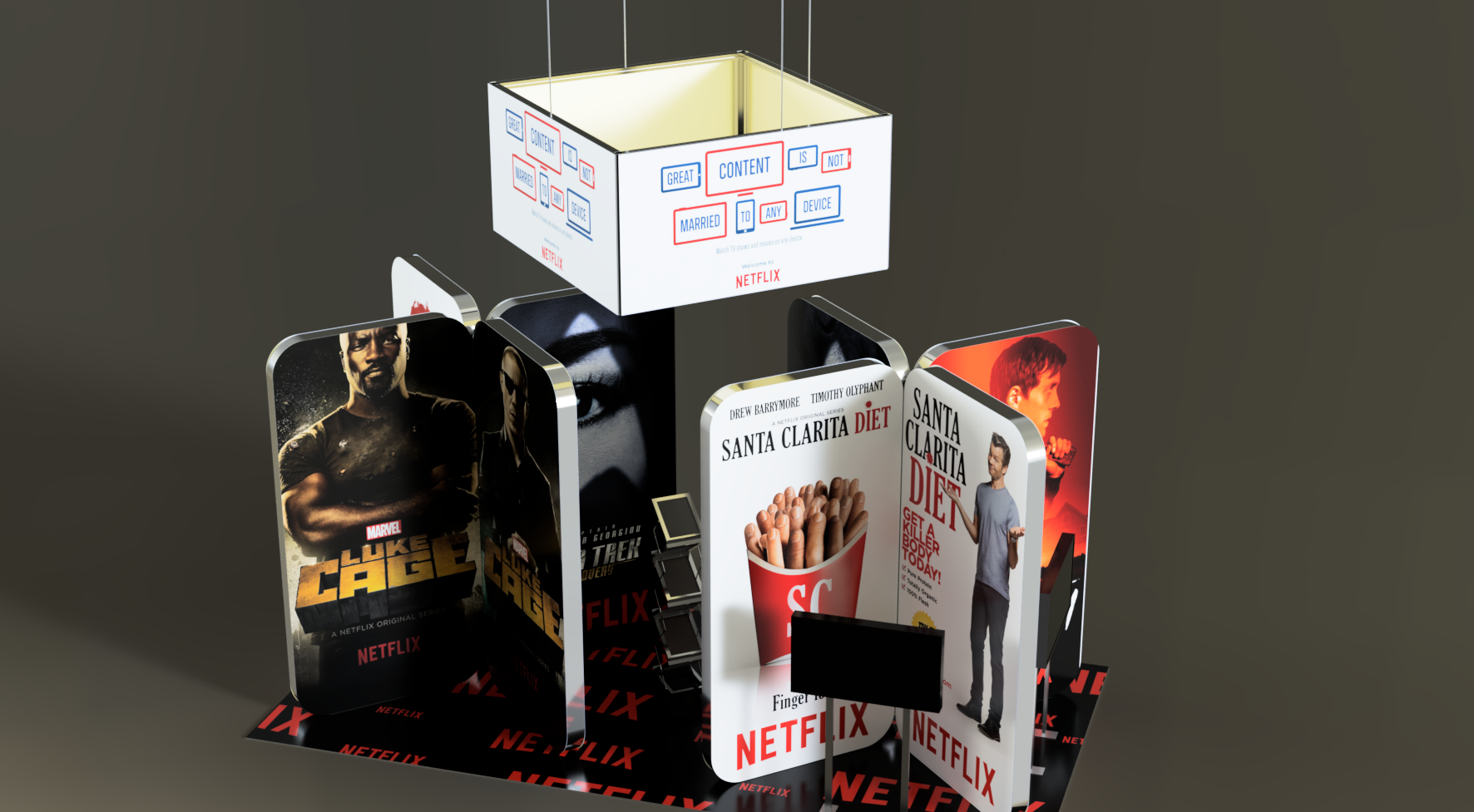 Exhibition Stand Packages : Exhibition stand hire uk and europe
