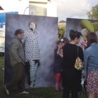 Signage & building wraps - Vintage Fest